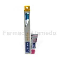 CEPILLO DENTAL ADULTO VITIS SENSIBLE