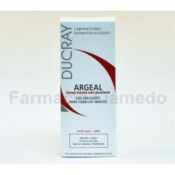 DUCRAY ARGEAL CHAMPU TRATANTE SEBO-ABSORBENTE 150 ML