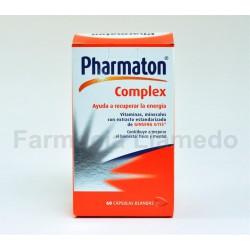 PHARMATON COMPLEX CAPS 60 CAPSULAS