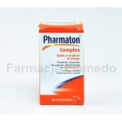 PHARMATON COMPLEX COMP 30 COMPRIMIDOS