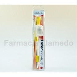CEPILLO DENTAL ORTODONCIA LACER TECHNIC