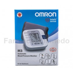 MONITOR DE PRESION ARTERIAL DE BRAZO OMRON M3