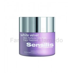 SENSILIS WHITE VELVET TTO FACIAL ANTIMANCHAS 50 ML