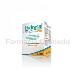 HIDRASAL 24 COMPRIMIDOS EFERVESCENTES