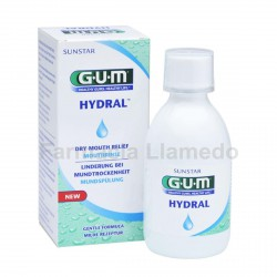 GUM HYDRAL COLUTORIO 300 ML