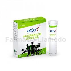 ETIXX MAGNESIUM 2000 AA COMPRIMIDOS EFERV 30 COMPRIMIDOS