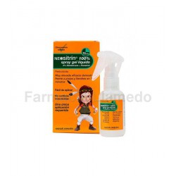NEOSITRIN 1 SPRAY GEL LIQUIDO ANTIPIOJOS 100 ML
