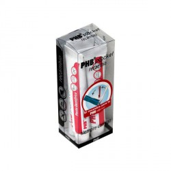 PHB PASTA DENTAL POCKET 6 ML 4 TUBOS