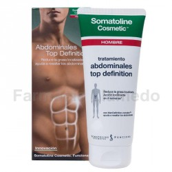 SOMATOLINE COSMETIC HOMBRE TOP DEFINITION TTO AB 200 ML