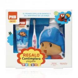 PACK PHB PETIT GEL DENTIFRICO INFANTIL + CEPILLO C/ REGALO