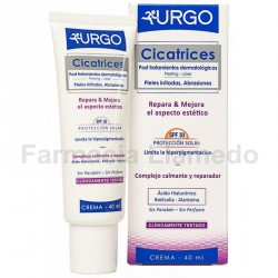 URGO CICATRICES CREMA 40 ML