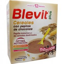 BLEVIT PLUS CEREALES Y PEPITAS DE CHOCOLATE 600 G