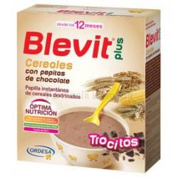 BLEVIT PLUS CEREALES Y CRUNCHIES DE FRUTA 600 G