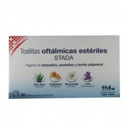 TOALLITAS OFTALMOLOGICAS ESTERILES STADA